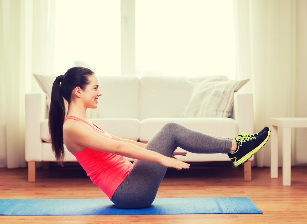 10 Benefits of Working Out From Home 2